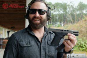 Epic Shoot: Alpha Foxtrot Aluminum Glock Frame
