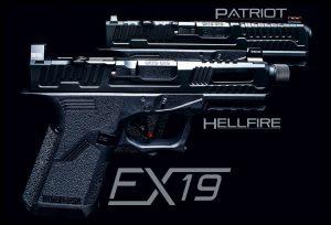 Faxon Firearms New FX-19 Pistol Line