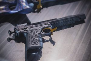 Volquartsen livens up SHOT Show floor with sleek Black Mamba