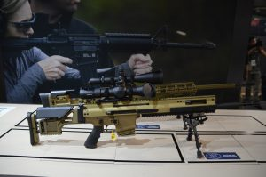 Gallery: Walking the floor at SHOT Show, Day 1 (PHOTOS)