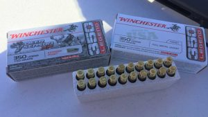 Winchester steals cartridge show with new .350 Legend