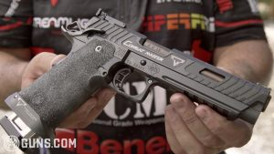The new Taran Tactical John Wick 3 STI Combat Master (VIDEO)