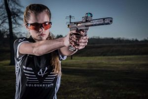 Lyman Products to sponsor junior competitive shooter Cheyenne Dalton