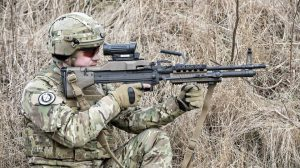 Where the M60 still roams: Getting down with the Danish Army (VIDEOS)