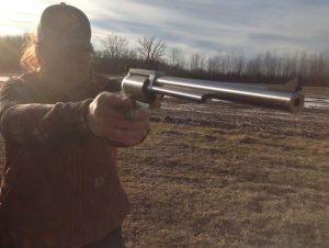 Hunt big or go home: Magnum Research BFR in .30-30 (VIDEO)