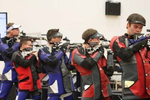 USA Shooting tackles ISSF World Cup in India