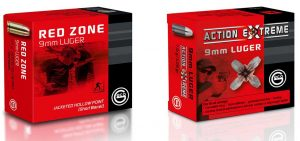 Geco releases new Red Zone, Action Extreme ammo lines