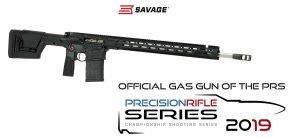 Savage Arms bestowed title of 2019 Official Gas Gun of PRS
