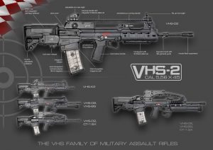 Up close with the Croatian bullpup: The HS Produkt VHS (VIDEOS)