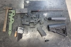 How to Build an AR-15 Lower Receiver