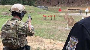 Daniel Horner claims top honors with M17 at All Army Championship