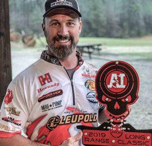 Doug Koenig Wins Production Division at AI Long Range Classic