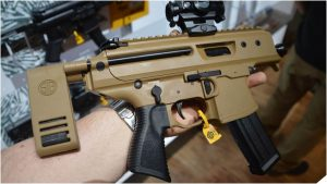SIG MPX Copperhead Braced Pistol Now Available (VIDEO)