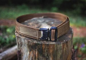 Blue Alpha Gear Brings Performance to EDC with Hybrid Belt