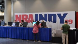 Firearm Carry OK at Upcoming NRA Meeting in Indy