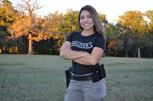 Giveaway: Walther Q5 Match and Training with Gabby Franco