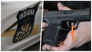 Indiana State Police Adopts Sig P365 as Back-Up Gun (VIDEO)