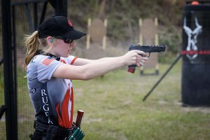 Team Ruger's Beth Walker Shares Experiences as a Teen Competitor
