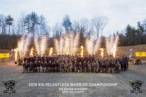U.S. Military Academy at West Point Takes First at Sig Relentless Warrior Championship