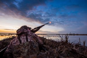 Fighting for Wetland and Gun Rights: CA Waterfowl (VIDEO)