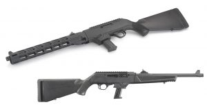 Ruger: 6 New PC Carbines featuring M-LOK handguards, .40S&W Models
