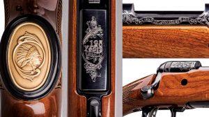 Savage Making Run of 125th Anniversary Model 110 Rifles (VIDEO)