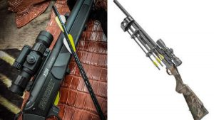 Traditions Announces XBR Crackshot .22LR Rifle, Arrow Launching Combo