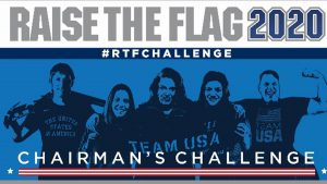 Raise the Flag Campaign Supports 2020 Olympic Goals