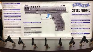 Walther Q5 Match SF now USPSA Production Legal