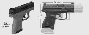 Beretta Goes Subcompact with new APX Carry Series Pistols (VIDEOS)