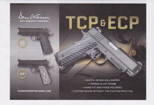 Dan Wesson's Luxury Handguns