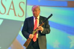Trump Suggests NRA Relocate To Texas After New York AG Files Lawsuit Against Them
