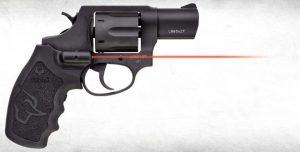 Taurus adds Viridian Grip Lasers to 856 Series Revolvers