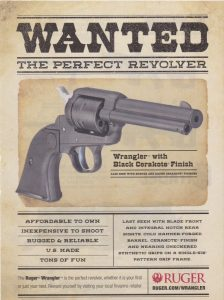 Righteous Ruger Wrangler