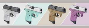 Ruger Unveils 4 New Colors for EC9S Pistol Series