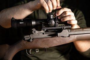 Vintage M14 Rifles Still Chugging Along Overseas