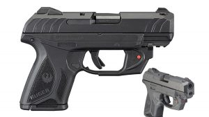Ruger Now Offering Security 9 Compact with Viridian Laser