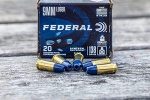 Federal Launches Syntech Defense Ammo for Handguns