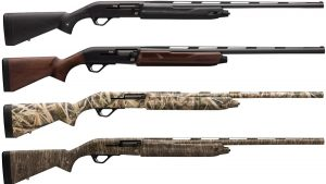 Winchester adds new 20 Gauge Models to Super X4 Line