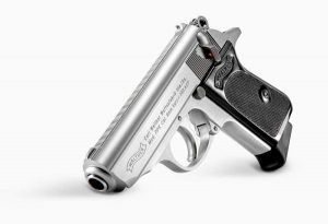 Walther Begins Shipping PPK Stainless Pistols!