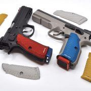 Armanov SpidErgo grips for CZ Shadow 1 and 2