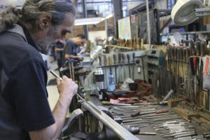 A Visit With French Arms Maker L'Atelier Verney-Carron