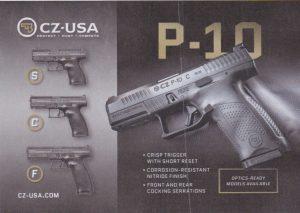 A Handgun For Southpaws