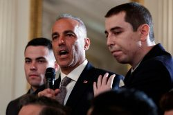Brother Of Sandy Hook Victim JT Lewis And Father Of Parkland Victim Andrew Pollack Respond To Viral School Shooting Ad
