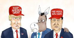 """Insanity"" or ""Guns"" – The Real Crisis Facing America!"
