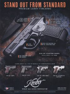 Kimber EVO SP: Classy Concealed Carry