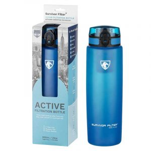 SURVIVOR FILTER Active Filtration Bottle
