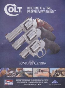 Power In Your Pocket: The Colt Cobra Is Now The King Cobra