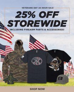 FN Flash Sale: Save 25%
