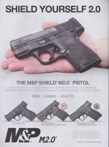 M&P Shield M2.0 Features A Lighter Trigger Pull